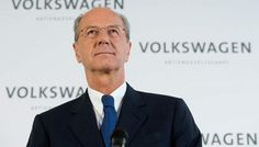 Volkswagen AG Headquarters Raided After Former CEO Resigns at Porsche