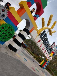 NINJAGO Days at Legoland Florida Resort - JenOni #BuiltForKids #FamilyTravel #Legoland #Florida
