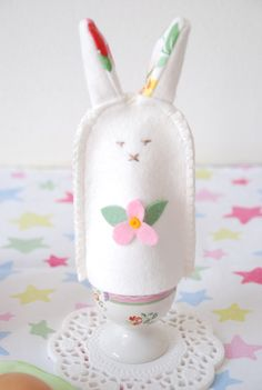 easter bunny cozy - make it!