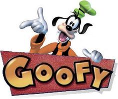 Image result for goofy word