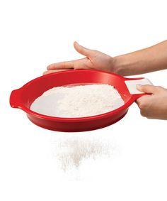 Sift'n Sieve Flour Sifter