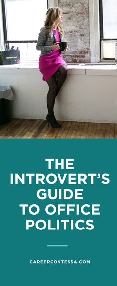 Being an introvert isn't a bad thing. In fact, in the long run, it just might make you a stronger asset and better career woman. But you will still have your own unique career challenges to overcome. Which is why you should arm yourself with the introvert's guide to workplace politics. | Career Contessa