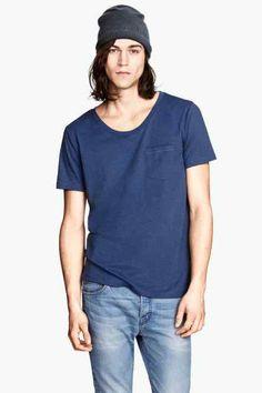 T-shirt en jersey flammé H&M 7.95€