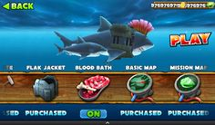 Hungry Shark Evolution Cheats is finally here. You no longer have to think and spend hours for getting Coins and Gems as now you can generate them. Shark Games, Bitcoin Hack, Buy Bitcoin, Bitcoin Generator, Play Hacks, Android Hacks, Free Gems, Test Card, Bitcoin Cryptocurrency