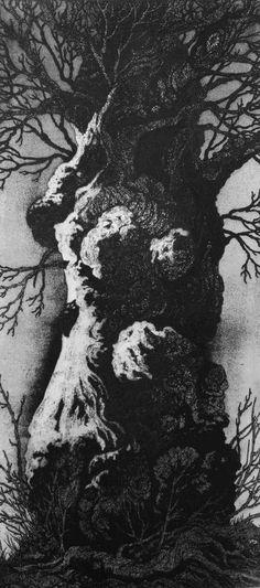 Blaze Cyan - etching