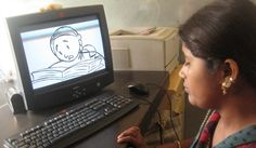 #Online_education thriving in India's small cities