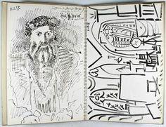 Pablo Picasso (cuaderno de ensayo)