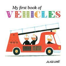 From cars and trains to submarines and rocket ships, children can learn about every vehicle in this gorgeously illustrated board book!