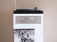 Meuble platine vinyle design et d co pinterest - Platine vinyle design ...