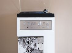 meuble platine vinyle design et d co pinterest. Black Bedroom Furniture Sets. Home Design Ideas