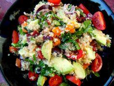 Моето сладко хоби: Две рецепти с киноа и зеленчуци