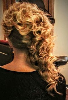 messy hairstyle ideas