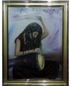 KALDIRIMDA MÜZİK Painting, Art, Art Background, Painting Art, Kunst, Gcse Art, Paintings, Painted Canvas, Art Education Resources