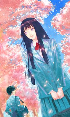 Kimi ni Todoke | Production I.G. | Shiina Karuho / 「君に届け」/「カナヤ」のイラスト [pixiv]