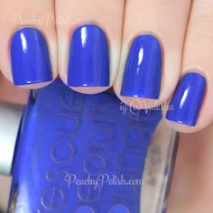 Rescue Beauty Lounge All About Yves | R29 x Rescue Beauty Lounge Collection | Peachy Polish