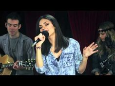 "Victoria Justice - ""Some Nights"" (fun. cover) - YouTube"