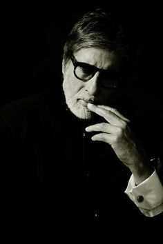 Amitabh Harivansh Bachchan b. 11 October 1942 is an Indian film actor. He has appeared in over 180 Indian films in a career spanning more than four decades. Bachchan is widely regarded as one of the greatest and most influential actors in the history of Indian cinema. He has 3 National Film Awards as Best Actor and 14 Filmfare Awards. He is the most-nominated performer at Filmfare, with 39 nominations. He was honoured with Padma Shri in 1984 Padma Bhushan in 2001.