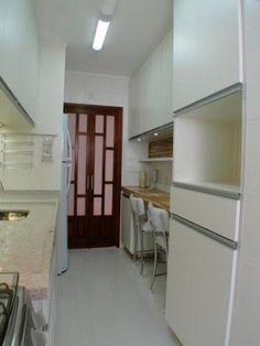 Cozinha projetada por Giuliano Luchetti.
