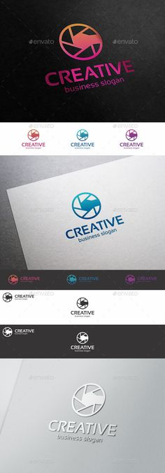 Creative Photography – C Letter Logo Template – Aperture Logo Template – that can be used by professional photographers, video studio, creative photographer, software, photo program, mobile app, photography studios or companies related to photography. And many-many other Your business ideas. Great logo template suitable for companies whose name starts with the letter C.