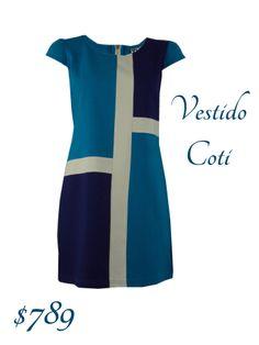 Vestido Coti