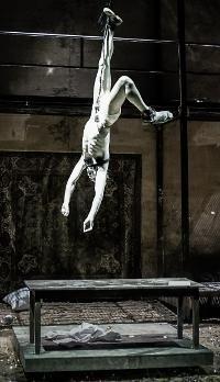 Gloss   Lars Eidinger as Richard III. - Friday