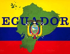 Ecuador poster | Great for Spanish classrooms  Showcase the crest, colors and flags of Spanish-speaking countries with these posters, available in 8.5 x 11, 11 x 17 and other sizes by request (hi@natalievenuto.com)