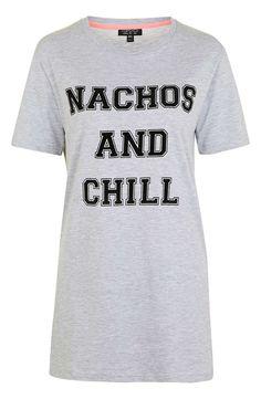 Nachos and chill.