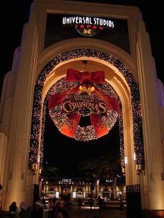 Christmas in Universal Studios Japan, Osaka