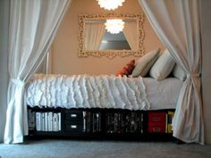 Small bedroom ideas and space-saving furniture