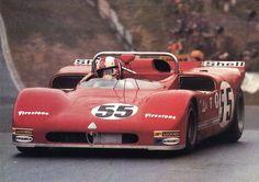 Alfa Romeo at Targa Florio:
