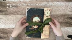 Steampunk Junk Journal - DT for OAWA - Liz The Paper Project