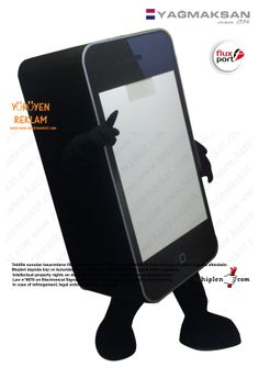 Smartphone Mascot Property Rights, Intellectual Property, Mascot Costumes, Smartphone