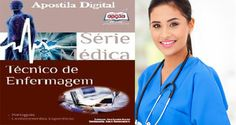 como vender produtos online: Apostila Digital Técnico de Enfermagem (PDF) para ...