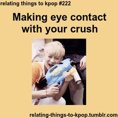 OOOOOMOOOO! This is so accurate!!!! Tao looks so adorably funny when he does this! 8(>-<)8