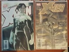 Marvels The Uncanny X-Men Vol. 1 Lot of 2: #414 &  #415