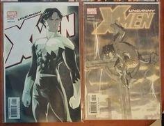 Marvels The Uncanny X-Men Vol. 1 Lot of 2: #414 &  #415