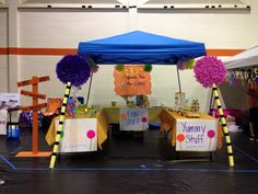 Relay for Life Seuss Theme - Lorax