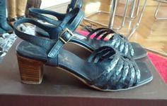 Sandalias vintage