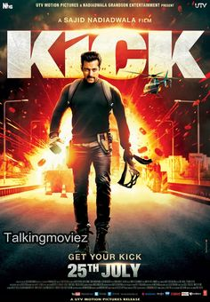"Kick Movie Online Advance Booking Started:Bollywood Dabang Salman Khan again appears on the Bollywood Cinema."" The movie is going to be released on 25 August 2014."