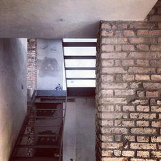 #brick #concrete #stairs