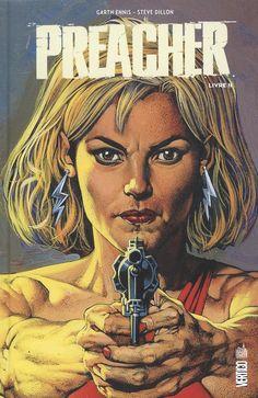 Notre critique de Preacher - Livre II de Garth Ennis et Steve Dillon chez Urban Comics.