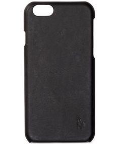 POLO RALPH LAUREN Polo Ralph Lauren Men'S Leather Iphone 6 Case. #poloralphlauren # accessories