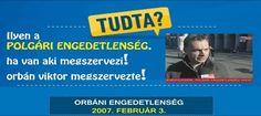 """Orbán (megint ferdít): """"A magyar jogrendszerben polgári engedetlenség NINCSEN!"""" (MR2-MINIszterELNÖKI interjú @ 2017/06/16)"""
