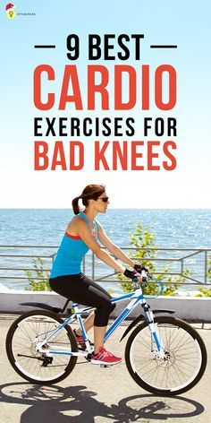 Are bad knees obstructing you from practicing cardio routine? Achy joints and badly hurting ankles or knees can prove to be a major hindrance ...