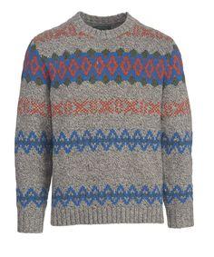 e64635e761265d Men s Ski Patterned Sweater