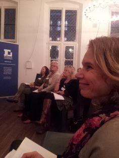 Symposium 'De kunst van het schrijven', Centraal Museum, Utrecht, 29-11-2013.