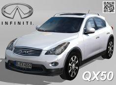 Infiniti QX 50