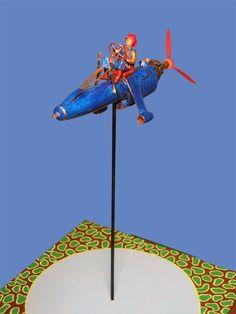 KOSMOTRONIKS :blauwedonder 01 - works by Harry Arling