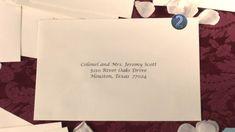 Emily Post Wedding Invitations