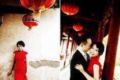 Old Shanghai Theme | photography by Jasmine Wang